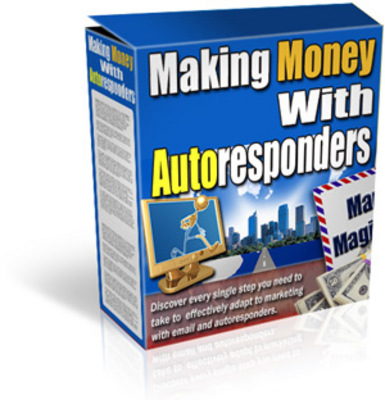 Product picture Make Money With Autoresponders