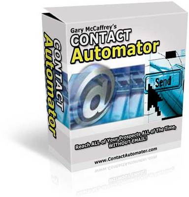 Product picture Contact Automator Sofware