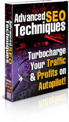 Product picture Advance Seo Technique