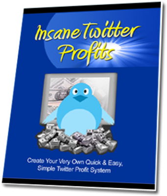 Product picture Insane Twitter Profit